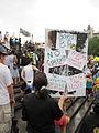 BP Oil Flood Protest NOLA Mask For Cleanup Crews.JPG
