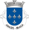 Coat of arms of Adaúfe