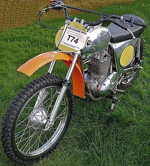 Cheney Racing - 1973 Cheney 500 cc BSA B50 Victor 1973