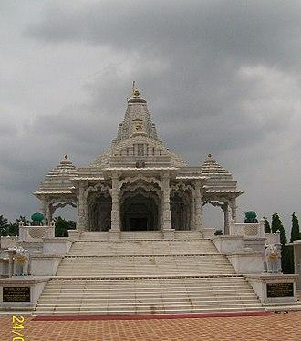 Cuttack - Baba Ramdev Temple
