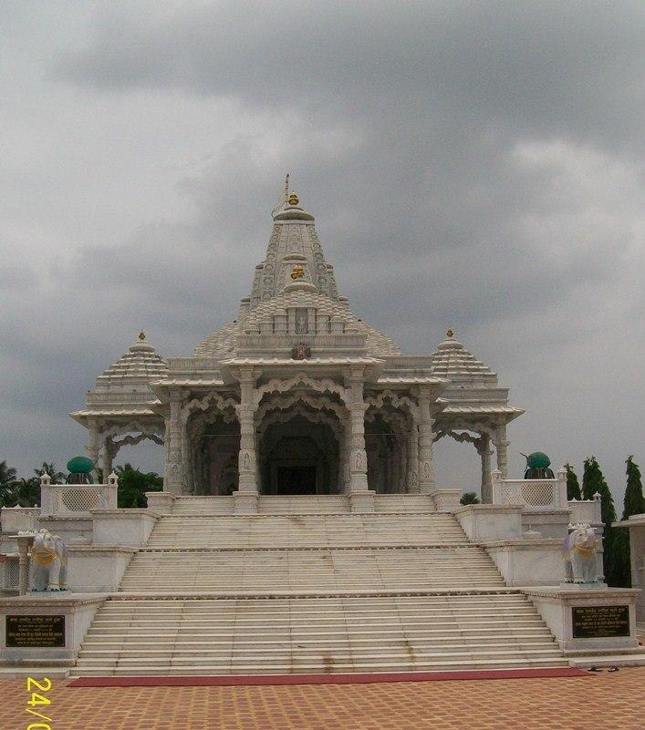 Baba Ramdev Temple, Bhubaneswar - Cuttack Highway, Odisha