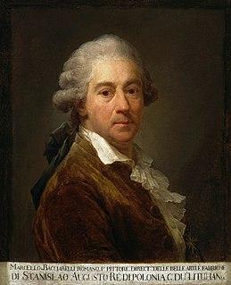 Marcello Bacciarelli Italian painter (1731-1818)