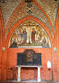 Bad Doberan, Münster, Bülow Kapelle mit historischer Ausmalung von Carl Andreae,1873 1,1.JPG