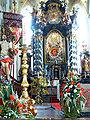 Bad Waldsee Stiftskirche Hochaltar.jpg