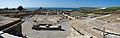Baelo Claudia, panorámica del Foro y la playa de Bolonia.JPG