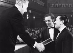 Don Challis - Best Soundtrack BAFTA winners (1970) Don Challis and Simon Kaye