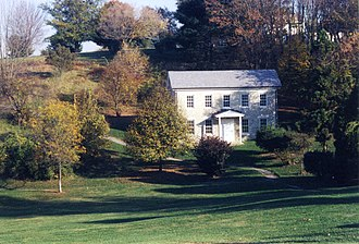 Historical Society of Baltimore County - The Pest House in 2003