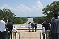 Baltimore Ravens Visit Arlington National Cemetery (36583108151).jpg
