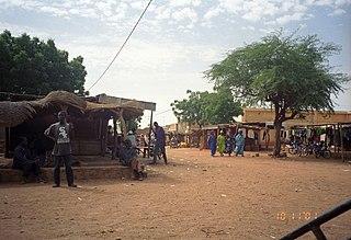 Bandiagara Cercle Cercle in Mopti Region, Mali