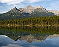 Banff National Park Lake Herbert Mount Niblock.jpg