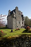 Barcaldine Castle - view from SW.jpg