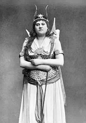 Alice Barnett - as The Fairy Queen in Iolanthe