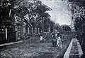 Barricaded street in Malate, Manila, 1899.jpg