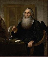Bartholomeus van der Helst - Portrait of Petrus Scriverius.jpg
