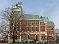 Bartholomew County Courthouse, western side.jpg