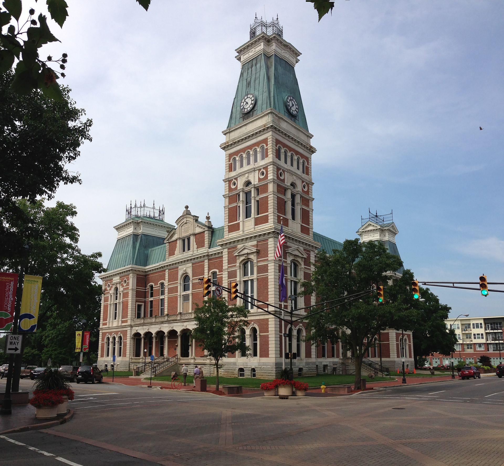 Bartholomew County Courthouse Wikipedia