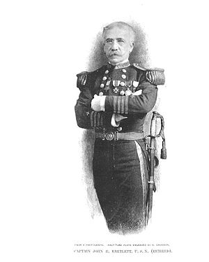 John Russell Bartlett (naval officer) - Image: Bartlett 1 600x 749