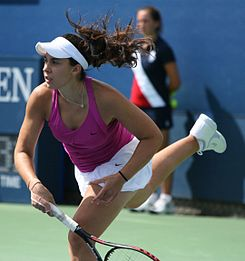Bartoli 2009 US Open 01.jpg