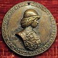 Bartolomeo melioli, medaglia di francesco II gonzaga, recto.JPG