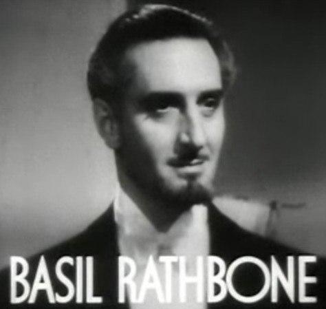 Basil Rathbone in Tovarich trailer