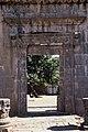 Basilica Complex, Qanawat (قنوات), Syria - East part- portal in southern façade - PHBZ024 2016 3566 - Dumbarton Oaks.jpg