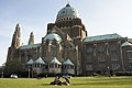 Basilica of the Sacred Heart from outside 1.jpg