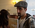 Bassel Safadi (Khartabil) in Warsaw with the Power of Open Book.jpg