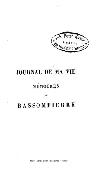 File:Bassompierre - Journal de ma vie, 2.djvu