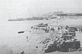 Baterias del Callao el 2 de mayo de 1866 Museo Naval del Callao.png