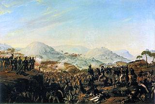 Liberal Wars 1828-1834 civil war in Portugal