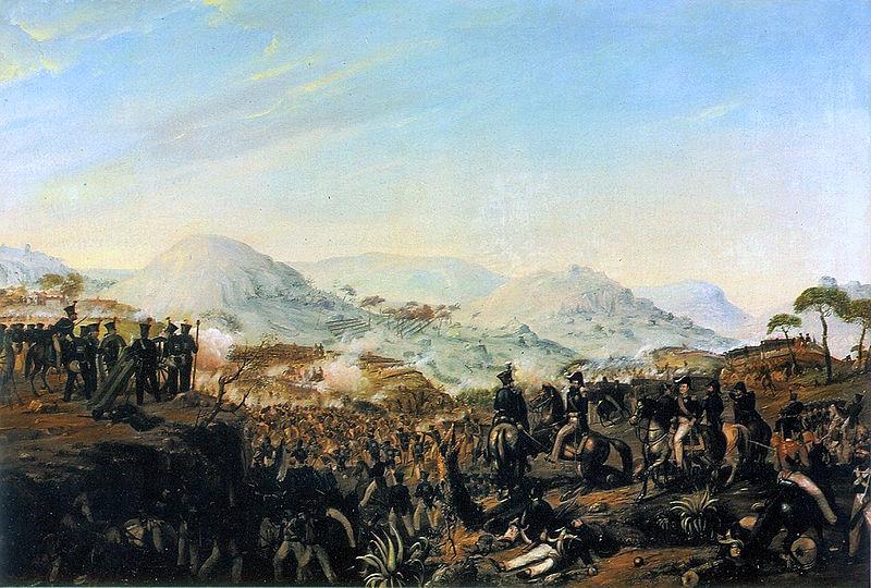 Ficheiro:Battle of Ferreira Bridge.jpg