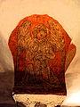 Bayeux (14) Cathédrale Crypte Ange musicien 12.JPG