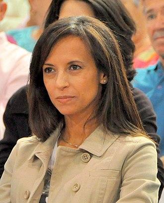 Beatriz Corredor - Image: Beatriz Corredor Ministra