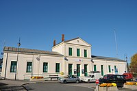 Gare de Beaugency