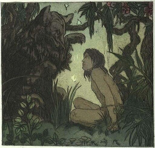 Becque - Livre de la jungle, p42