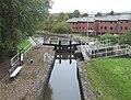 Bedford Street Staircase Locks, Caldon Canal, Etruria - geograph.org.uk - 591387.jpg