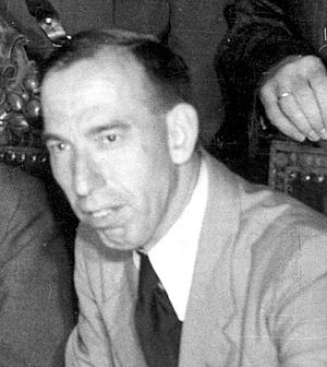 Hein Vos - Hein Vos in 1946