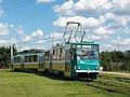 Belarus, Minsk tram Tatra T6B5SU 020 (19730828981).jpg