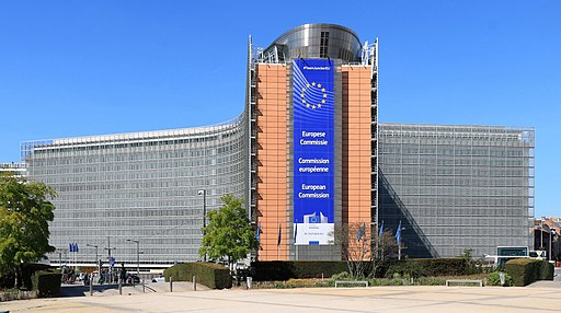 Belgique - Bruxelles - Schuman - Berlaymont - 01