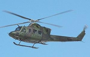 Bell CH-146 Griffon (412CF), Canada - Air Force (cropped).jpg