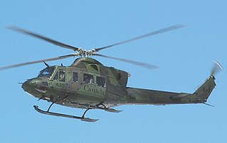Bell CH-146 Griffon Military utility helicopter