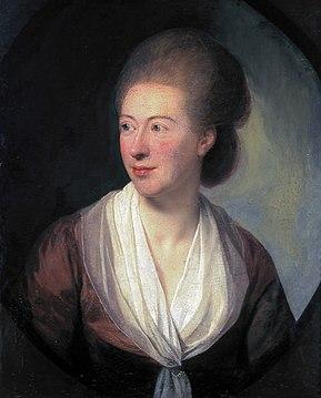 Belle van Zuylen, attributed to Jens Juel