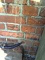 Benchmark on Cape of Good Hope pub on Iffley Road - geograph.org.uk - 2051635.jpg