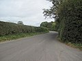 Bend in the Road - geograph.org.uk - 1514129.jpg