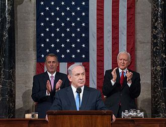 114th United States Congress - Prime Minister of Israel Benjamin Netanyahu addressed Congress on March 3, 2015