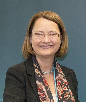 Bente Angell-Hansen - Bente Angell-Hansen in 2014