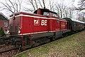 Bentheimer Eisenbahn D25 in Gildehaus (9651307463).jpg