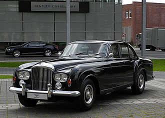 Bentley S3 - Continental Flying Spur by Mulliner Park Ward