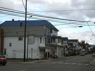 Benton, Columbia County, Pennsylvania Borough in Pennsylvania, United States