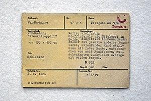 Berlin, Museum Europäischer Kulturen, Fleckelteppich NIK 0578.jpg